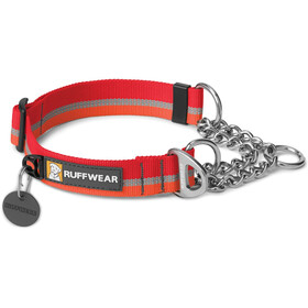 Ruffwear Chain Reaction Halsband kokanee red
